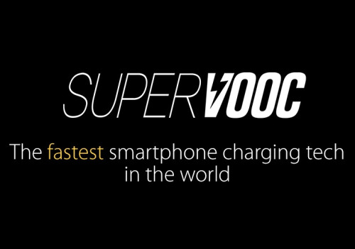 Oppo's super-fast smartphone charging technology