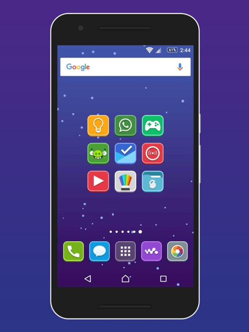 Cosmic icon pack