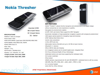 The Tresher is a stylish clamshell