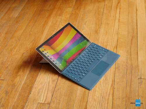 Living with the Microsoft Surface Pro 4