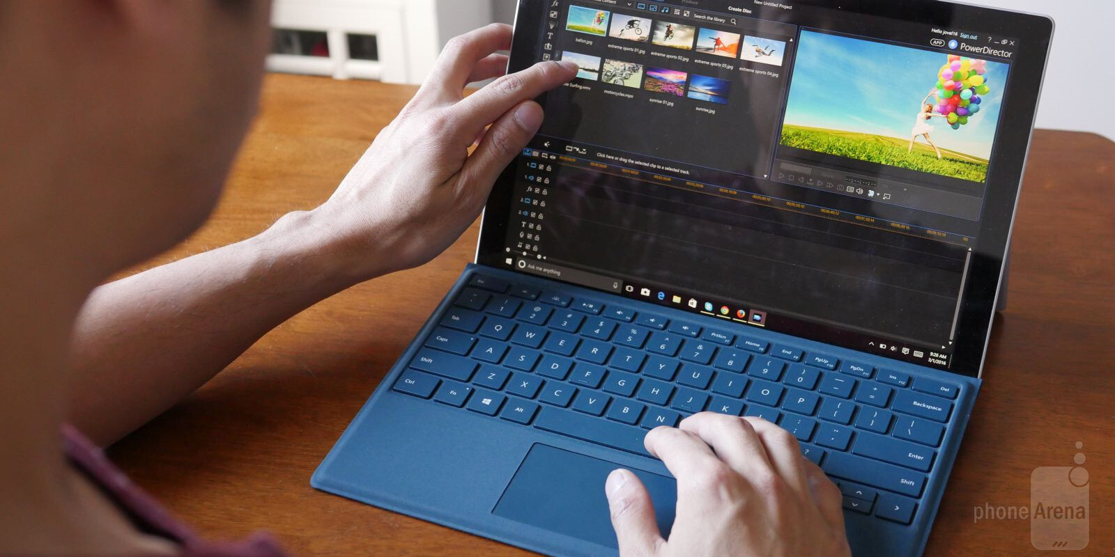 with the Microsoft Surface Pro 4: The best tablet-laptop hybrid around