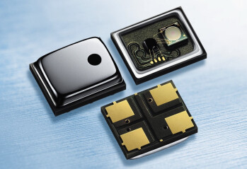 Devices from the second half of 2016 could boast improved audio recording, thanks to new MEMS mics