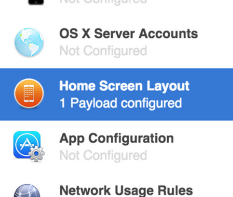 iOS 9.3 gives control over apps on a company owned iPhone to the IT Manager