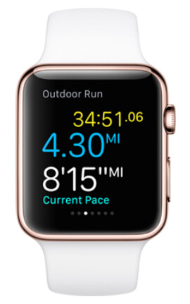 The Apple Watch can help you monitor your exercises, fitness, and overall health