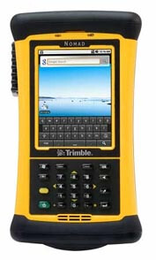The Trimble Nomad