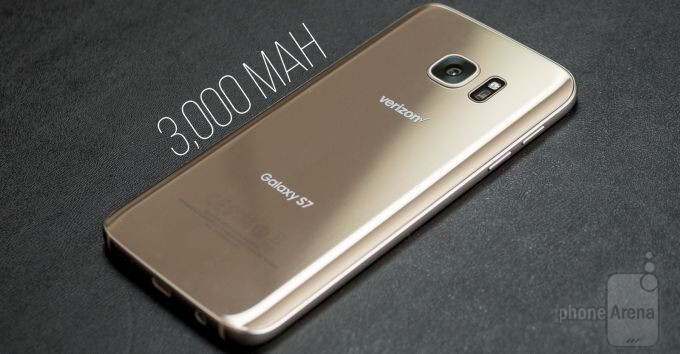 The Galaxy S7 fetches inferior battery life than the S6 despite much larger cell