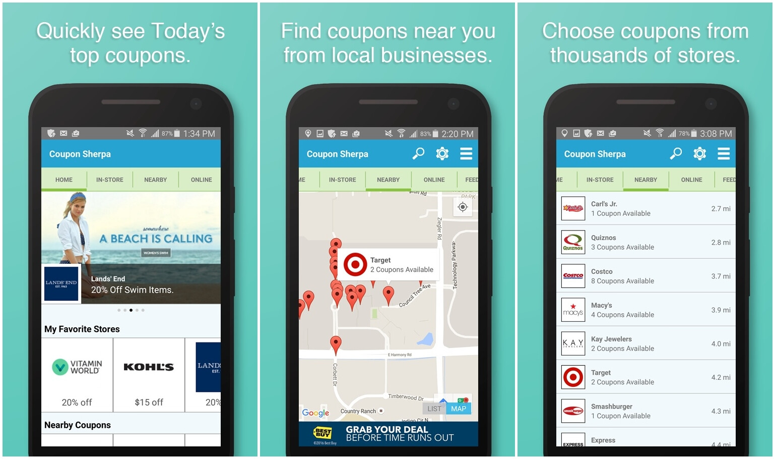 Best app for coupons usa