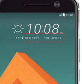 Image from HTC 10 leak gives away the phone's launch date?