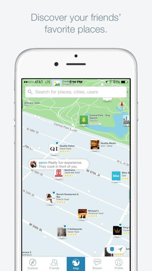 Citymaps screenshots