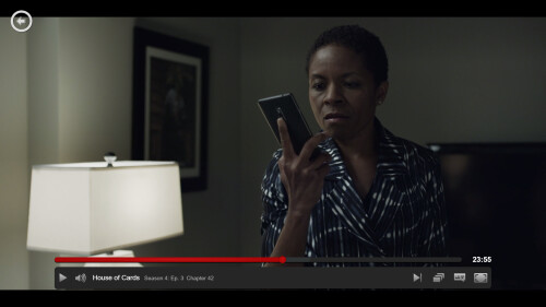 OnePlus product placements in House of Cards