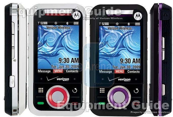 UPDATED Motorola Rival A455 coming soon to Verizon Wireless