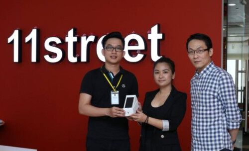 11street gives Mr. Ng a replacement