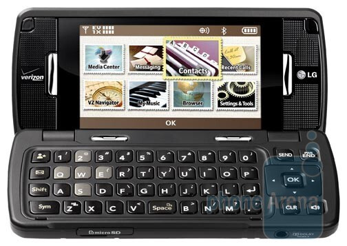 enV Touch - Verizon announces the LG enV 3, enV Touch and Glance