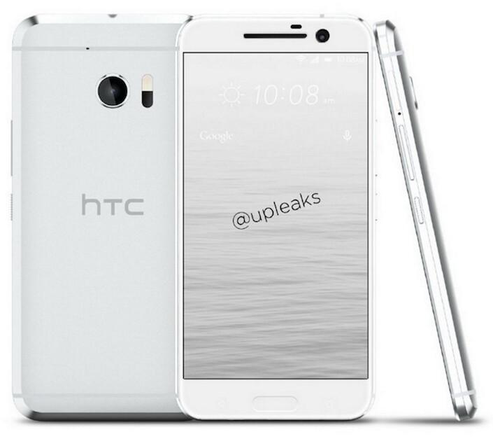 HTC 10 (M10) renders in four color variants leak – black ...
