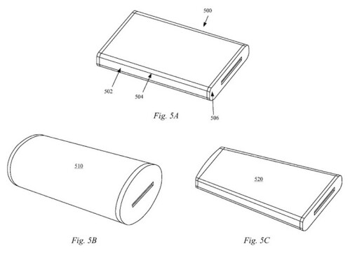Apple could eventually make the iPhone in a cylinder-like shape