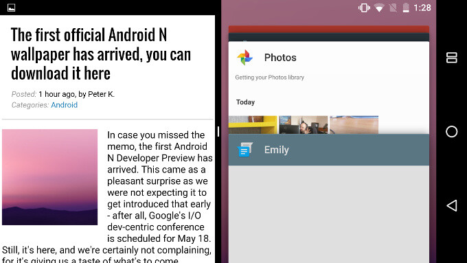 Android N Developer Preview... Overview