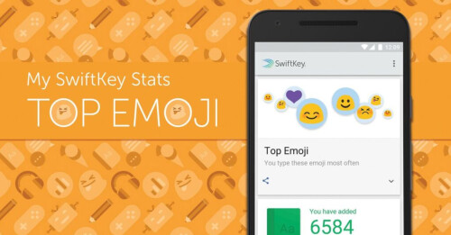 SwiftKey Stats now available on SwiftKey for Android