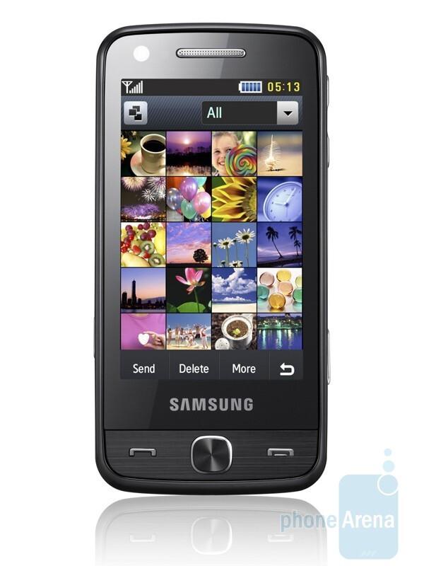 Samsung Pixon12 M8910 is a 12MP cameraphone