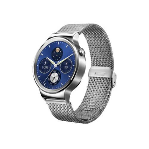 Deal: act today and get the beautiful Huawei Watch at up to $120 off from Amazon
