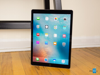 The iPad Pro makes for an early peek at the iPad Air 3's look.