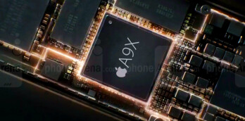 Whatever you throw at it, the A9X chip will handle.