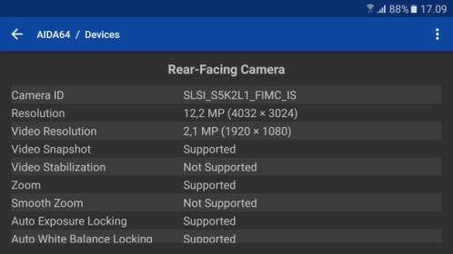 Galaxy S7 edge with Samsung vs S7 edge with Sony camera sensors