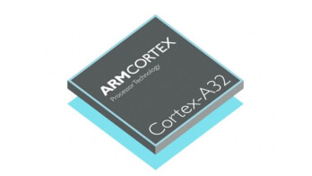 ARM's Cortex A32 cores seem like a great foundation for the Apple Watch 2's chip.
