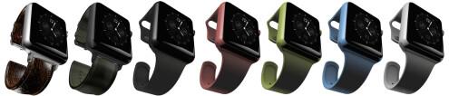 Apple Watch 2 concept renders