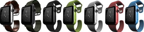 Apple Watch 2 concept renders