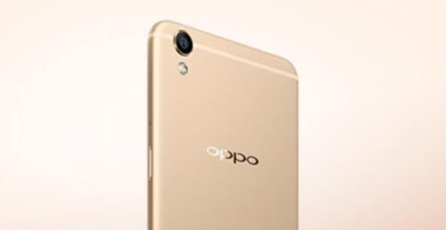 Images of the Oppo R9 and Oppo R9 Plus