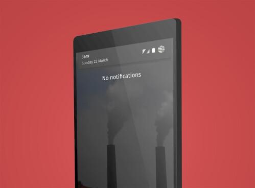 Coalfield CyanogenMod Theme