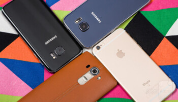 Best smartphone cameras compared: Samsung Galaxy S7 vs iPhone 6s, Galaxy S6, LG G4