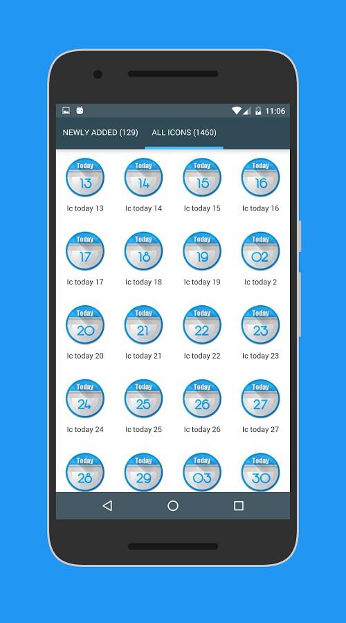 Swish icon pack