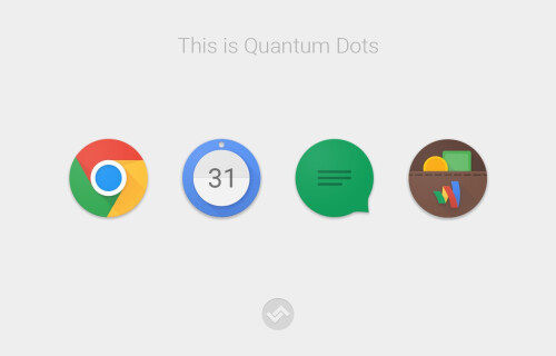 Quantum Dots icon pack
