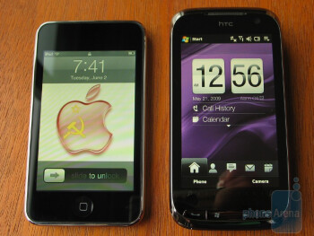Pro2 and iPod Touch