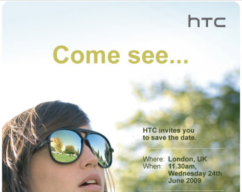 HTC to hold an event on June 24