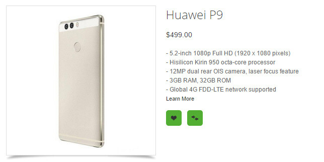 huawei p9 lite specification. huawei p9 specs leaked lite specification