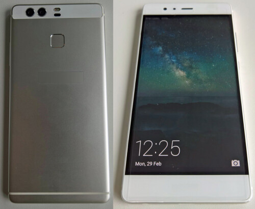 Huawei P9 specs leaked