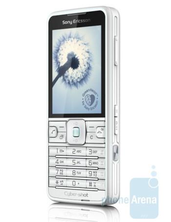 The Sony Ericsson C901 GreenHeart and Naite