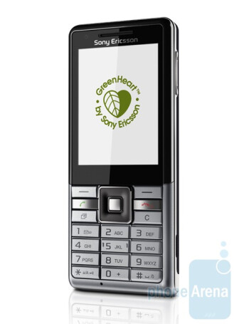 The Sony Ericsson C901 GreenHeart and Naite