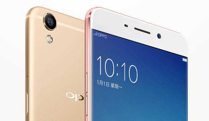 Oppo R9 and R9 Plus officially unveiled: the most blatant, shameless