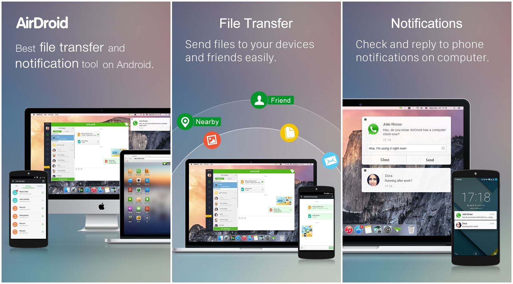 5 free alternatives to the not-so-free-now Pushbullet app for