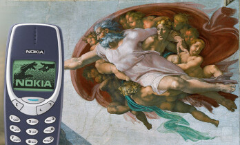 Pancake Friday: watch the venerable Nokia 3310 get totally obliterated by a heavy duty hydraulic press