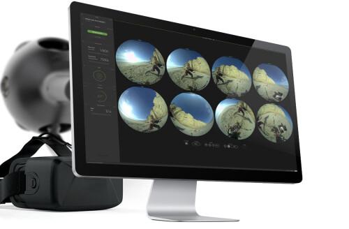 Nokia OZO images