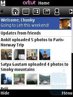 orkut symbian