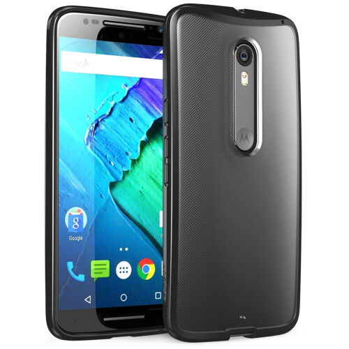 One of the best TPU clear cases for the Moto X Pure