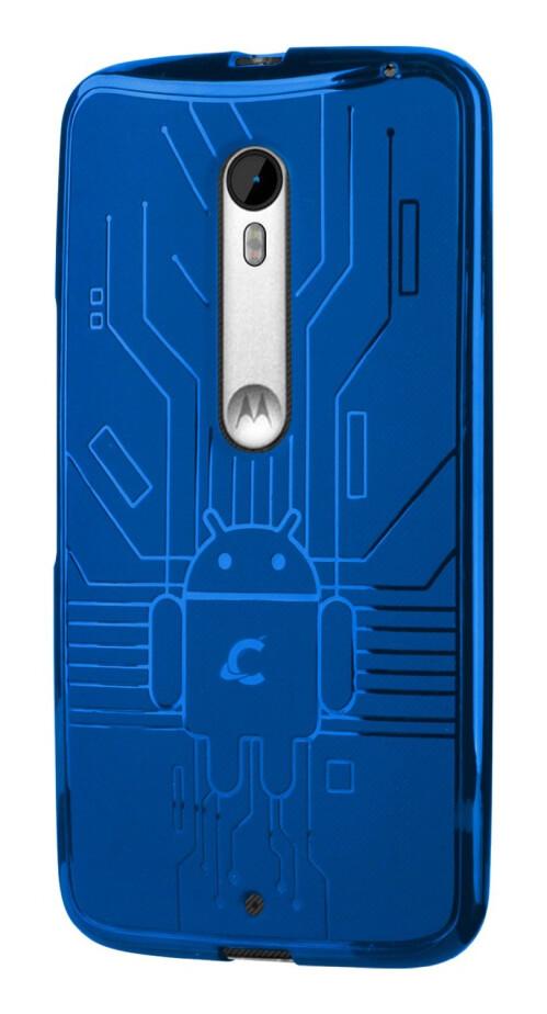 Cruzerlite Bugdroid Circuit for Moto X Pure