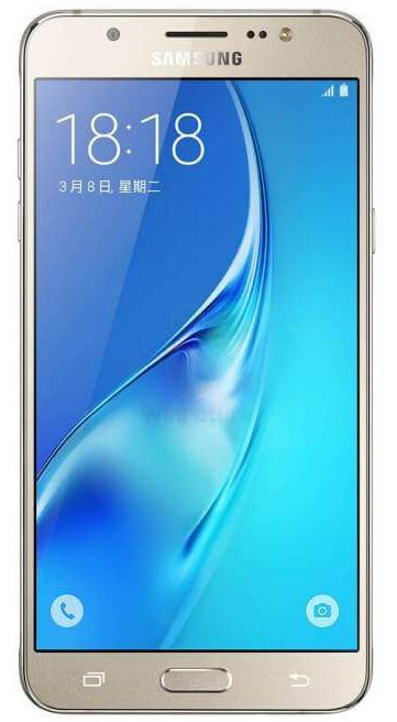 Samsung Galaxy J7 (2016) press renders surface