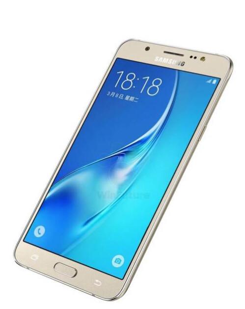 Samsung Galaxy J7 (2016) press renders surface