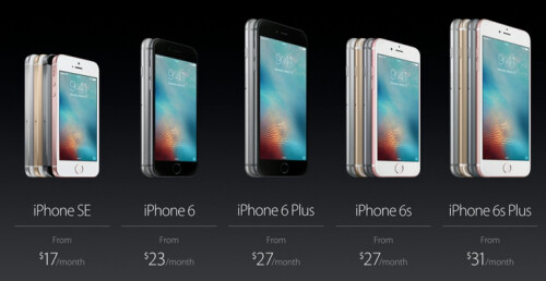 Apple iPhone SE price and release date
